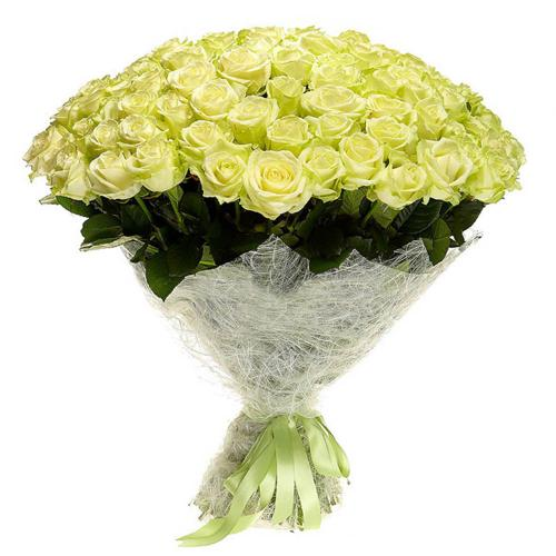 101 Белая роза уайт наоми