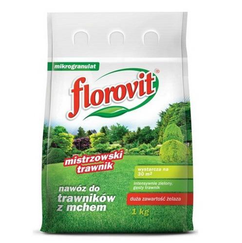 Флоровит для газона